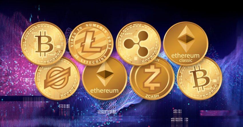 crypto-monnaie de courtier interactif