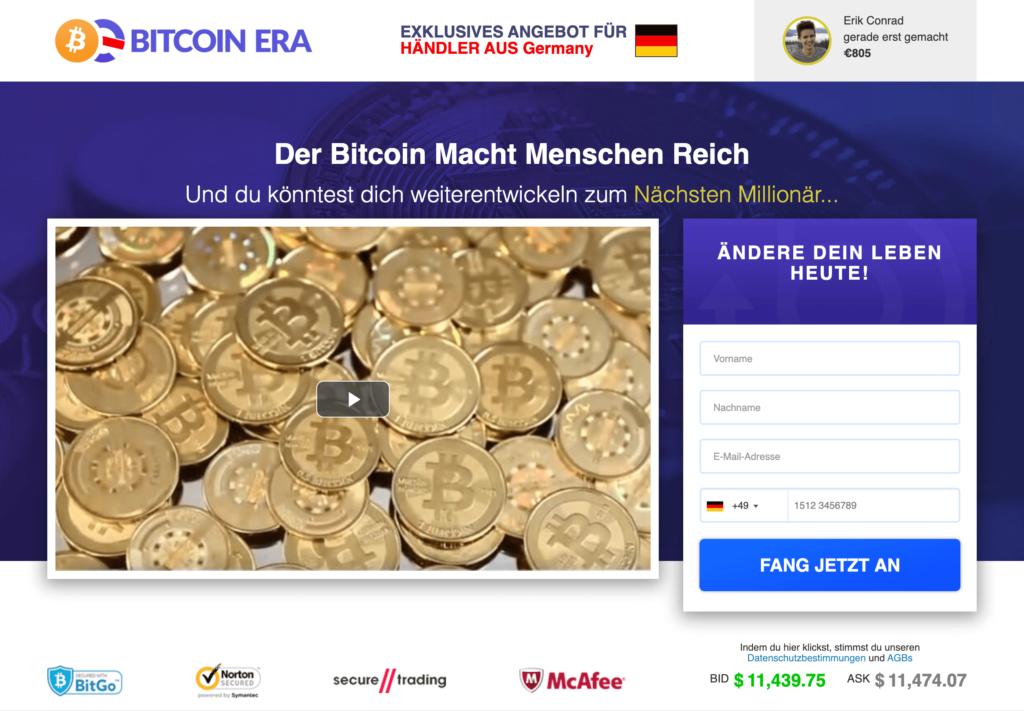 wie sicher ist bitcoin era