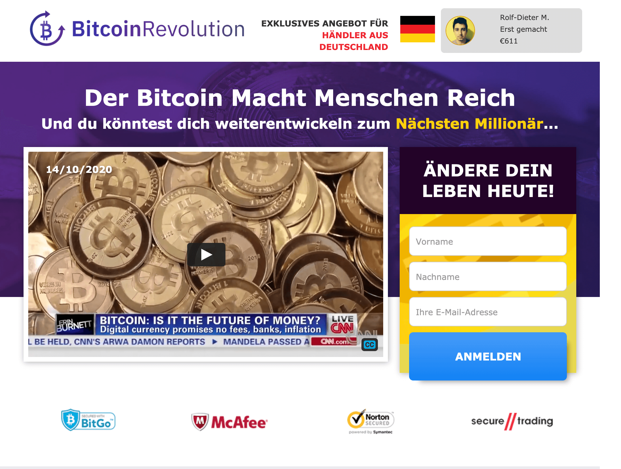 wie man eine bitcoin-handelsfirma gründet bitcoin schlechte erfahrungen