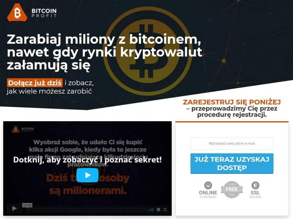 bitcoinprofit opinie