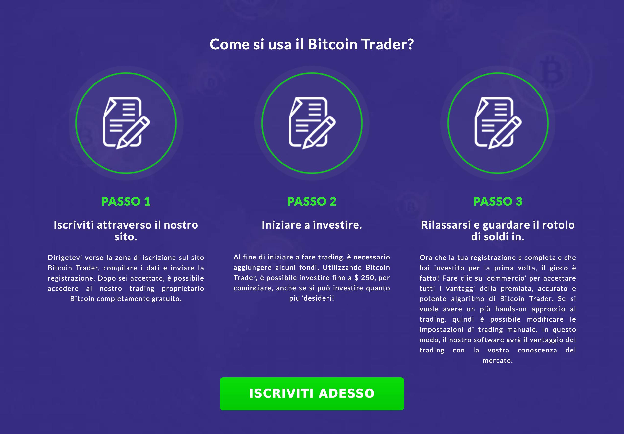bitcoin trader è un con