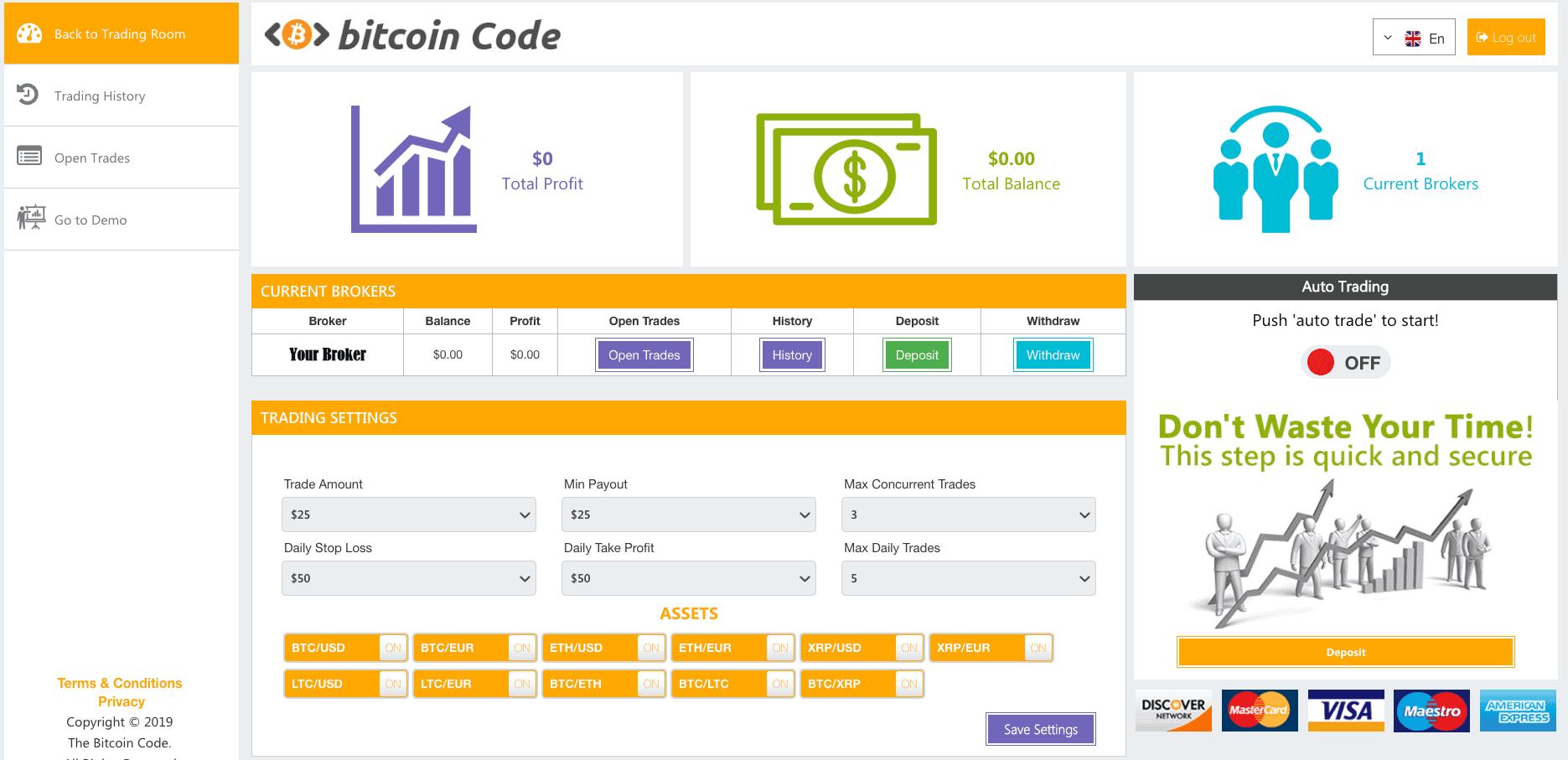 I Bitcoin Code App ™ 🥇 | 【Sito web ufficiale 】