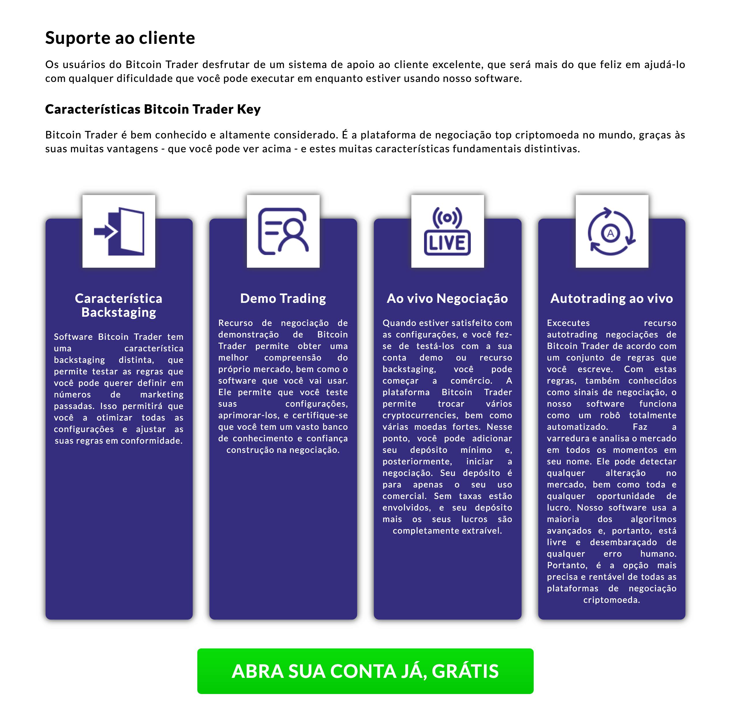 como funciona o bitcoin comercial