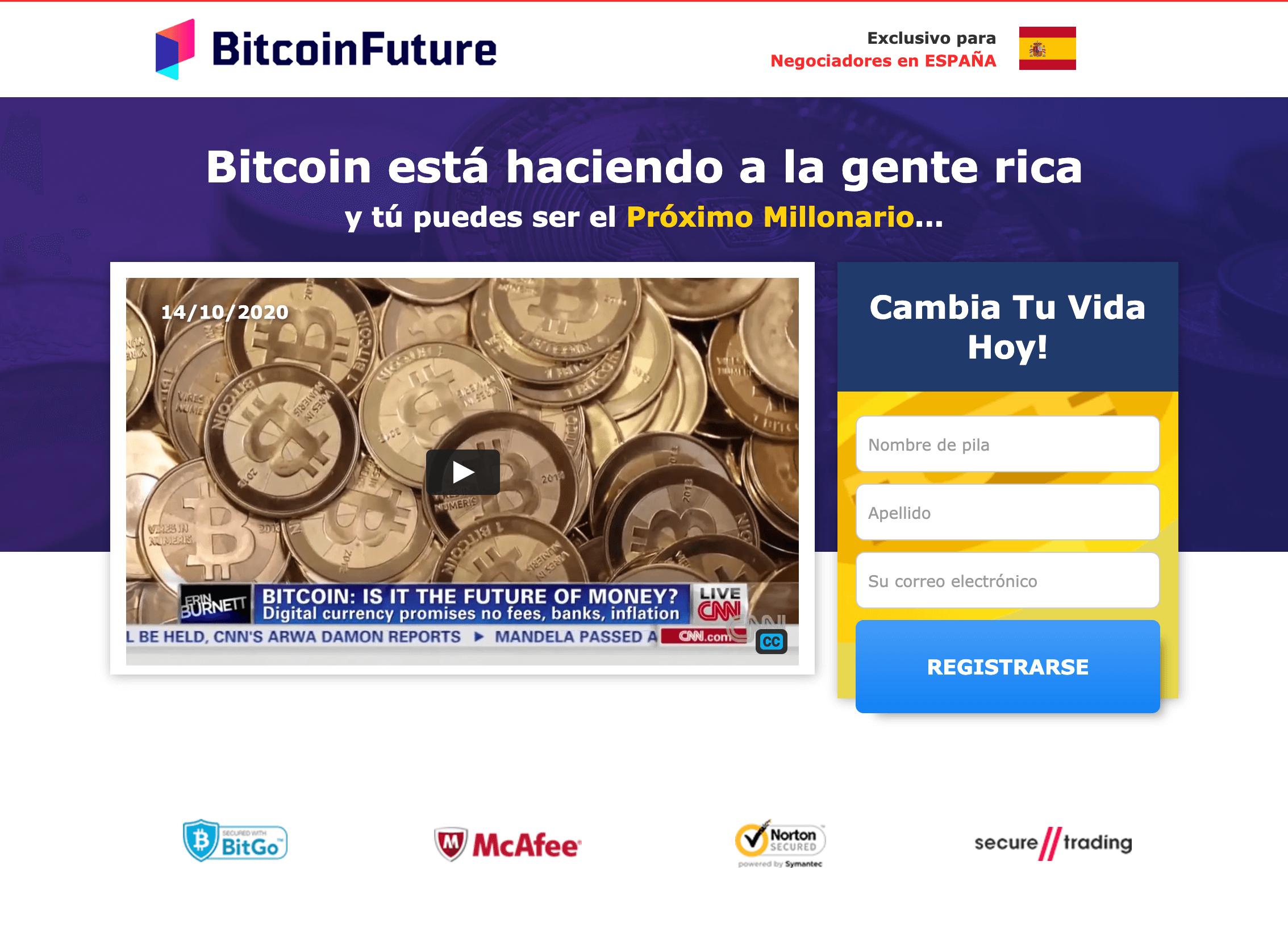 es seguro el bitcoin comerciant