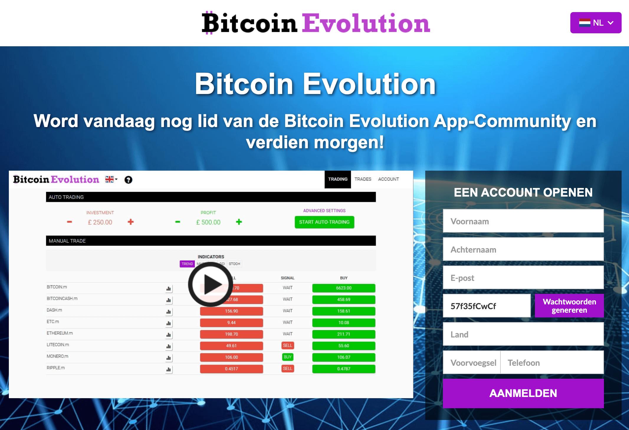 bitcoin handelsplatform)