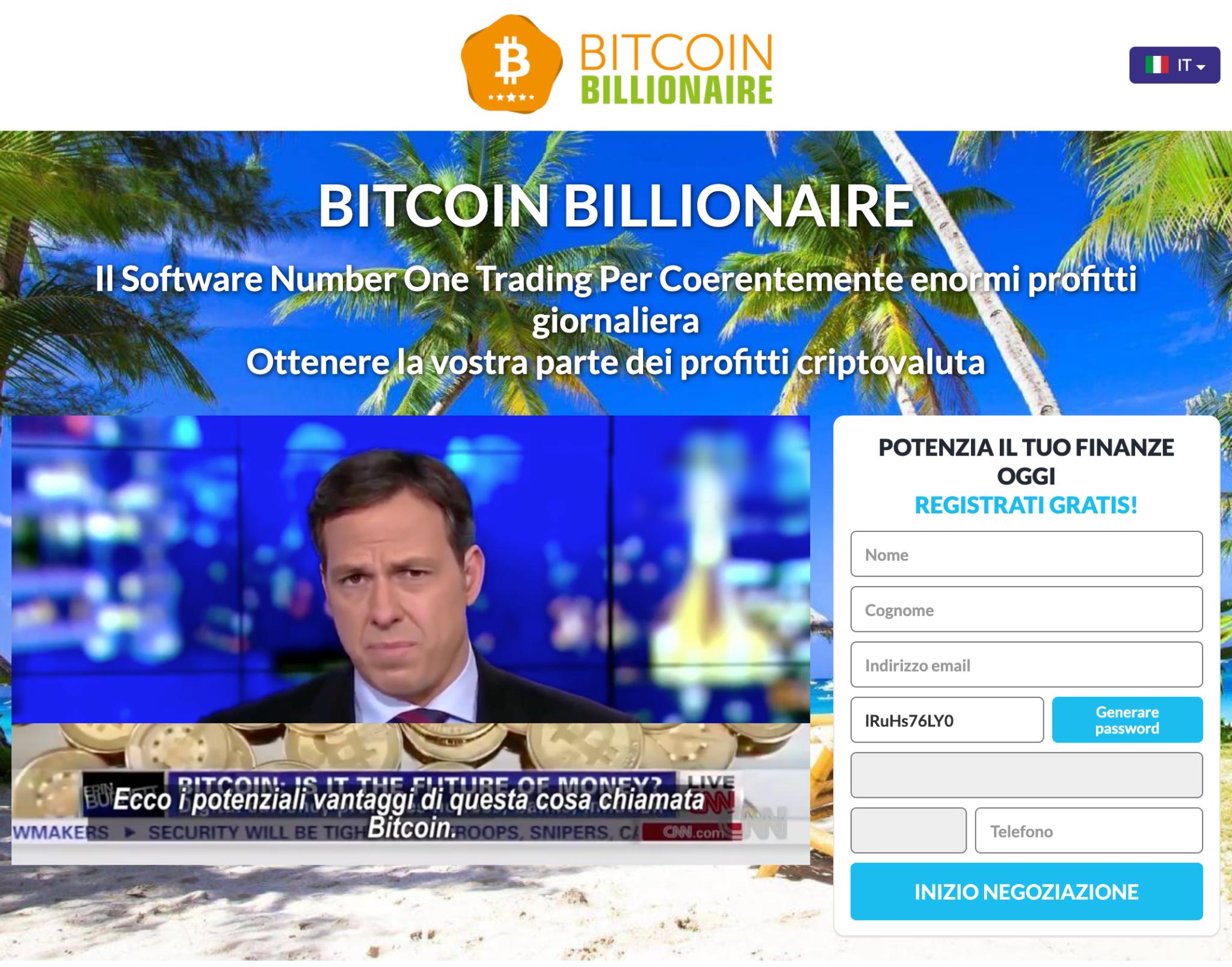 ottenere il vostro bitcoin